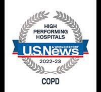 high performing indicator copd