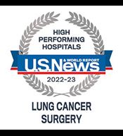 high performing indicator lungcancer