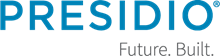 Presidio Future Built logo