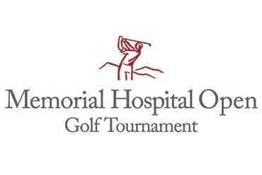memorial golf tourny logo