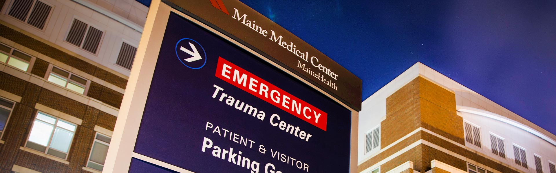 Emergency Department   Maine Medical Center   Portland, ME
