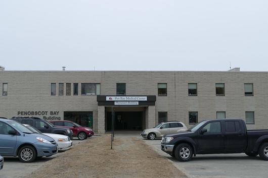 Pen Bay Medical Center Physicians Building Is Located At 4 Glen Cove Drive, Rockport, ME