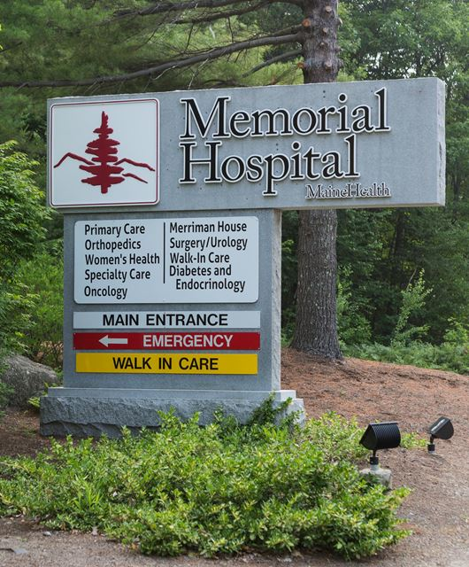 Physicians At Memorial Hospital Are Located At 3073 White Mountain Highway, North Conway, NH
