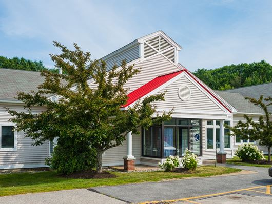 Southern Maine Health Care Is Located At 13 Industrial Rd., Saco, ME
