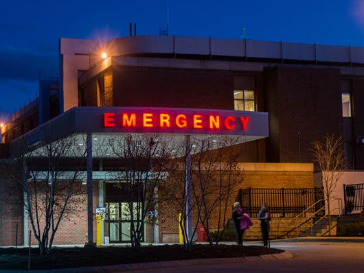 Southern Maine Health Care Emergency Medicine Is Located At 25 June St., Sanford, ME