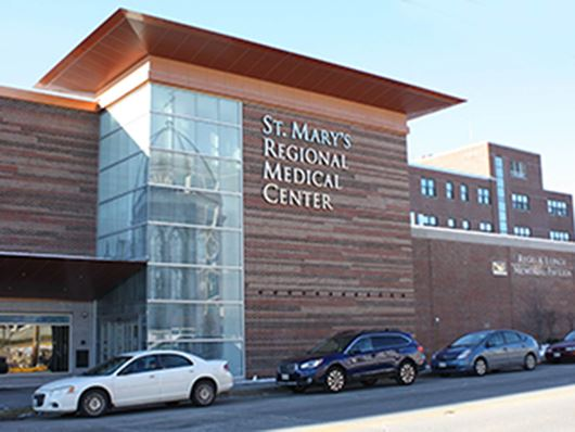 St Marys Regional Medical Center 91 Campus Ave Lewiston