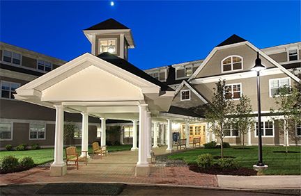 Quarry Hill Retirement Community Is Located At 30 Community Drive, Camden, ME