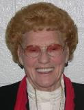 Betty Robertson SM