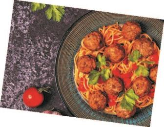 Let's Go!'s Spaghetti and Meatballs Recipe
