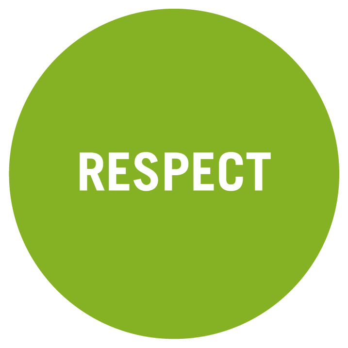 Values Circles Respect