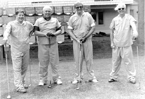 Golf Bill Zeliff John Sununu