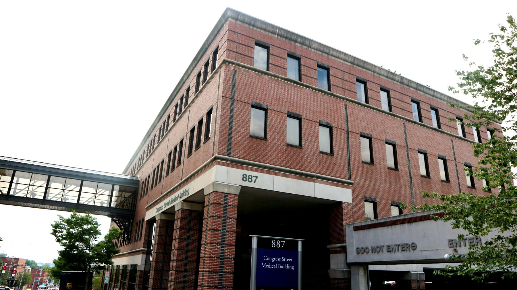 Maine Medical Partners Medical Building 887 Congress St., Portland, ME