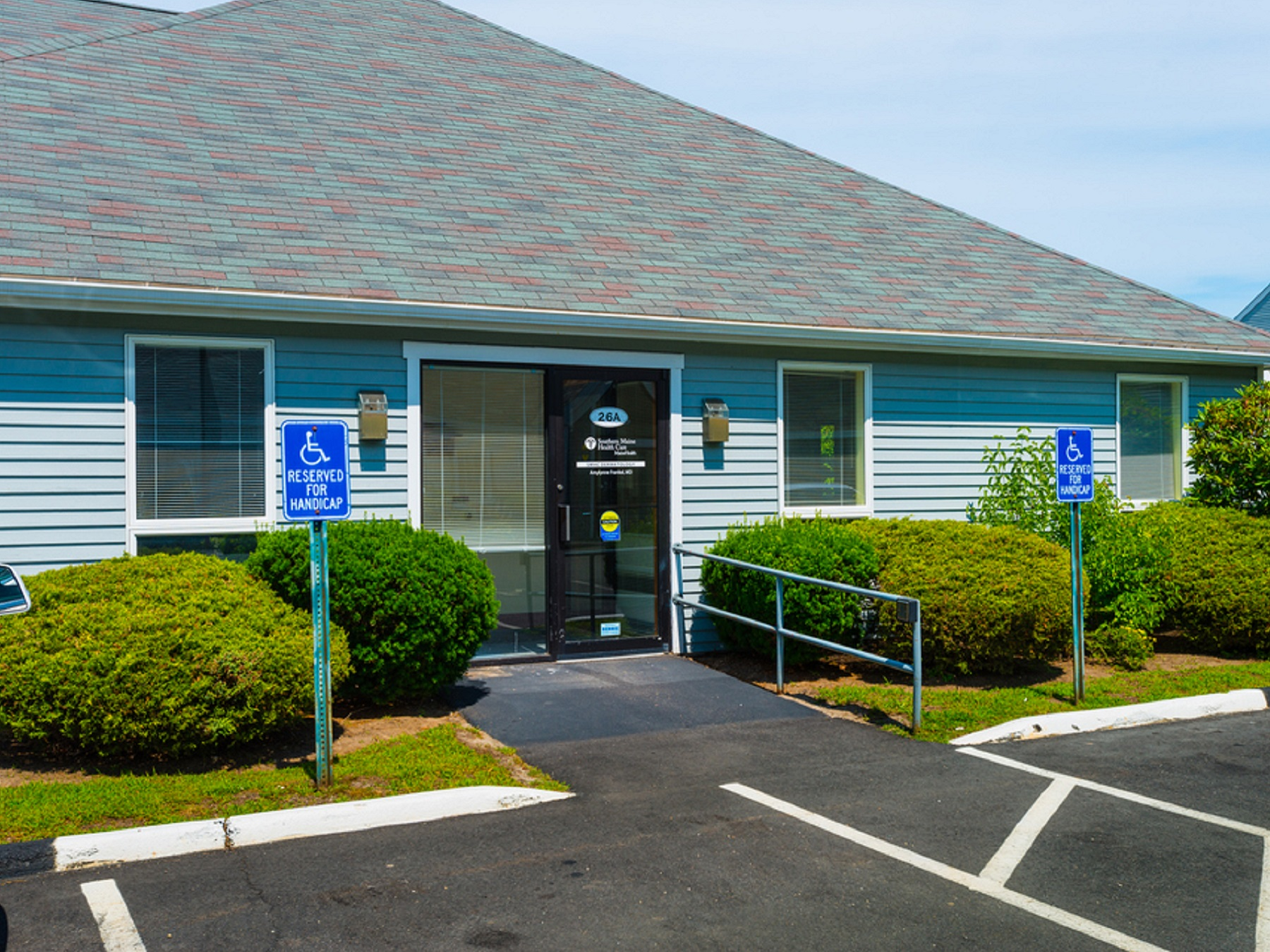 Southern Maine Health Care Is Located At 26 West Cole Rd. Suite 102, Biddeford, ME