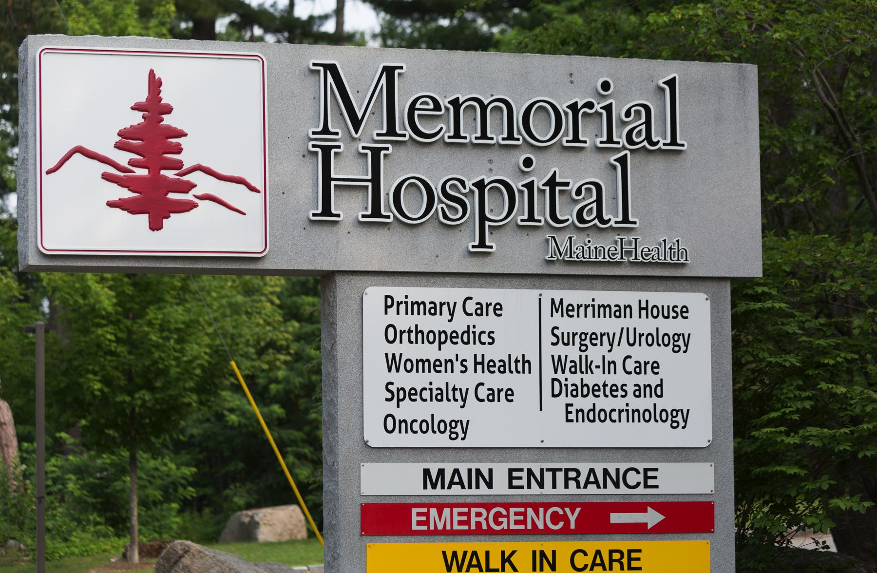 Walk-In Care Center At Memorial Hospital Located At 3073 White Mountain Highway, North Conway, NH
