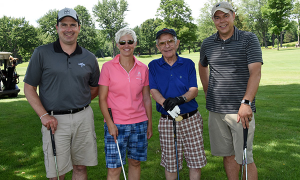 40th memorial golf tournament