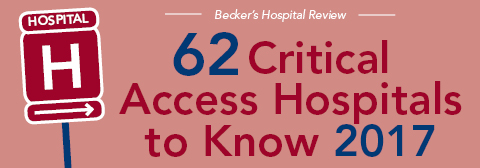 Critical Access Hospital to Know