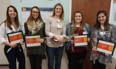 Southern Maine Health Care Honors First Graduates of New