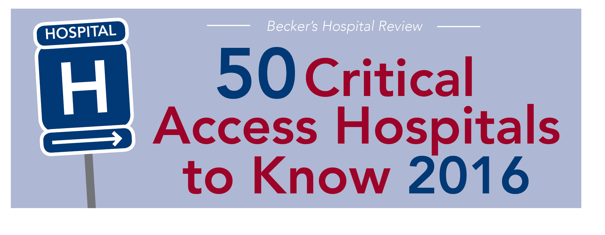 50 Critical Access Hosp.