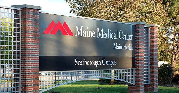 Sign for MMC's Scarborough campus