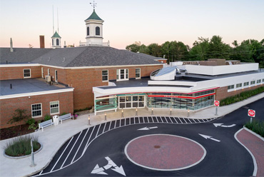 Waldo County General Hospital Entrance