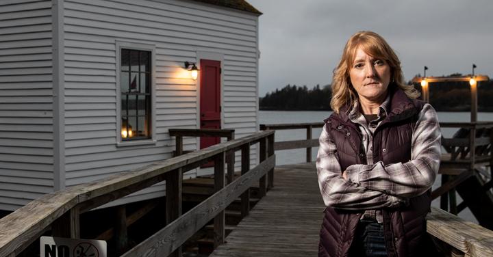 Cancer Survivor Karyn Chisholm